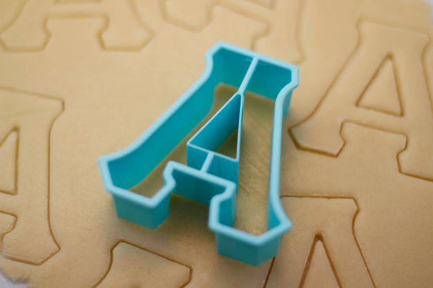 cookie letter
