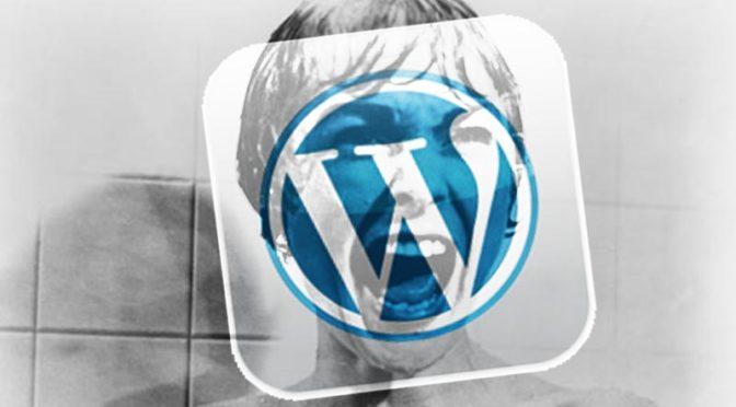 Perchè la UX di WordPress mobile è approvata da Psyco