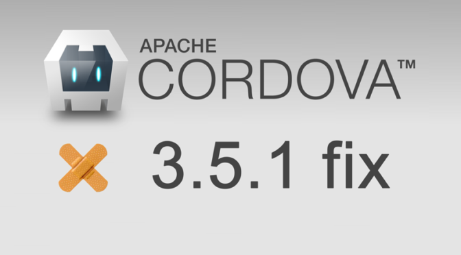 Spell updated with Cordova 3.5.1 security fix