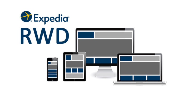 Expedia and responsive design