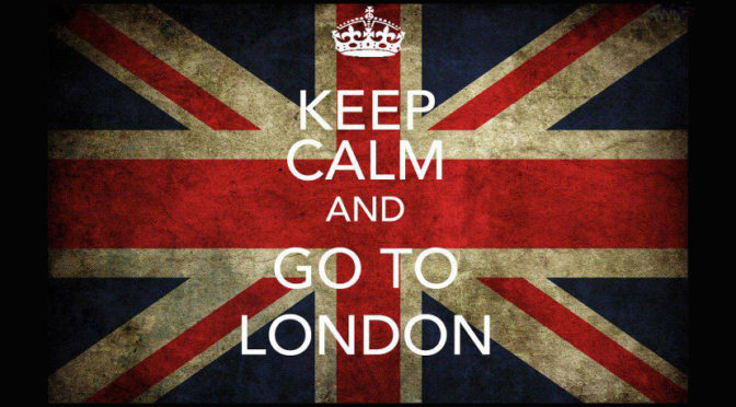 Keep calm and vai a Londra