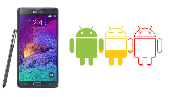 DCMprovider, Gallery and battery drain on Samsung Galaxy Note 4
